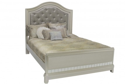 Lil Diva Full Platform Bed