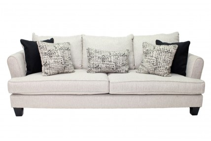 Rachel Omega Mist Queen Sleeper Sofa (with Gel Mattress)
