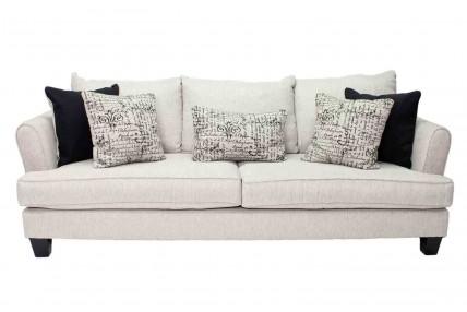 Rachel Omega Mist Queen Sleeper Sofa (with Foam Mattress)