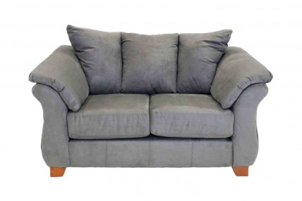 Shasta Charcoal Loveseat