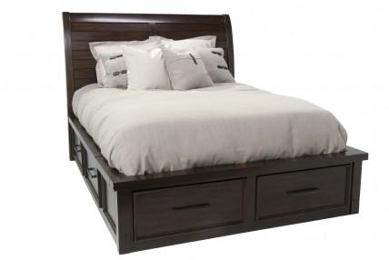Sonoma Queen Storage Bed
