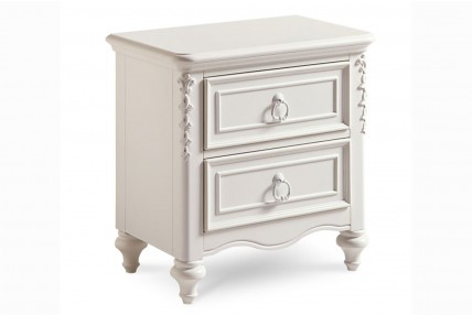 Sweetheart Nightstand in White
