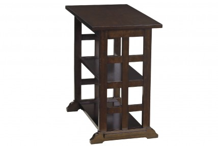 Jeanette Chairside End Table