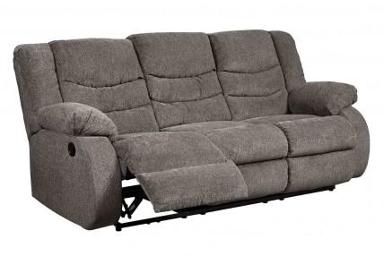 Tulen Reclining Sofa in Slate