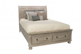 Allegra CA King Bed