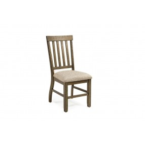 Stone Chair in Gray
