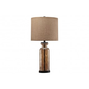 Laurentia Table Lamp in Champagne