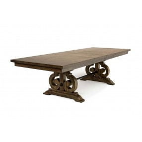 Stone Table in Gray