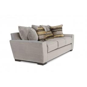 Oracle Sofa in Platinum