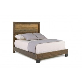 Salida CA King Bed in Brown