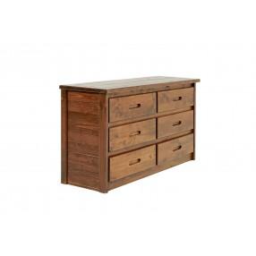 Young Pioneer Dresser in Cinnamon
