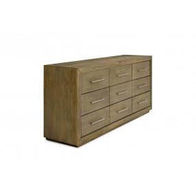 Melbourne Dresser in Brown