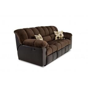 Fountain Glider Console Loveseat In Gray Mor Furniture
