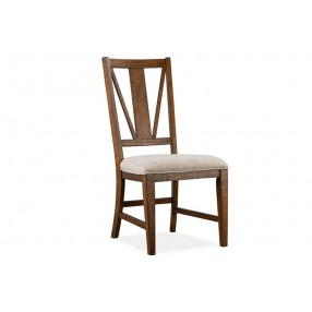 Bay Creek Side Chair in Toasted Nutmeg