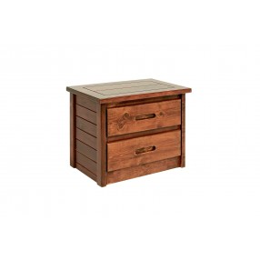 Young Pioneer Nightstand in Cinnamon