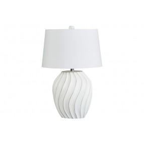 Hidago Table Lamp in White