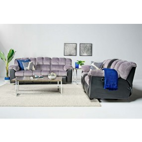 Fountain Living Room in Gray
