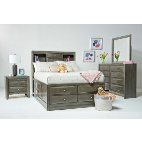 Remi Kids & Teens Storage Bedroom