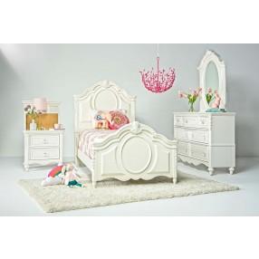 Sweetheart Kids & Teens Bedroom in White