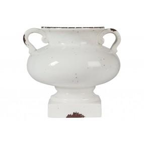 Dierdra Small Ceramic Urn