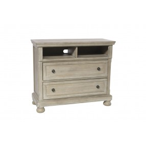 Allegra Media Chest