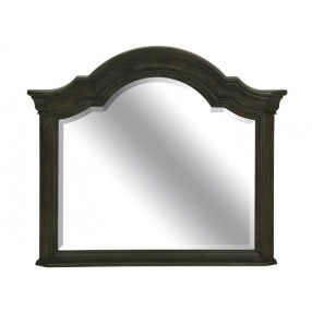Bellamy Mirror in Charcoal