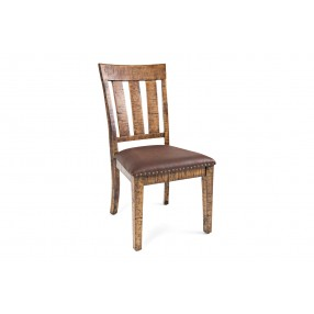Cannon Valley Chair in Brown