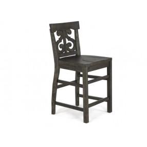 Bellamy Charcoal Desk Chair