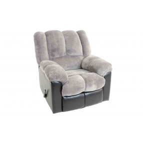 Fountain Recliner in Gray
