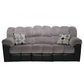 Fountain Gray Reclining Sofa