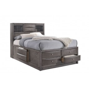 Remi Full Storage Bed