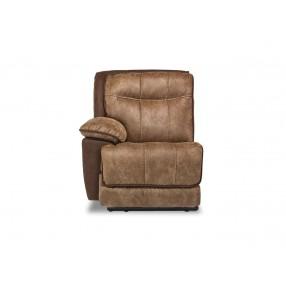 Bubba Triple Reclining Sofa In Brown Mor Furniture