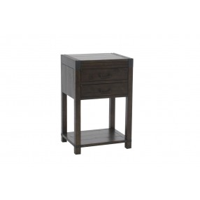 Pine Hill 2-Drawer Nightstand