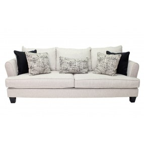 Rachel Omega Mist Queen Sleeper Sofa (with Gel Mattress)