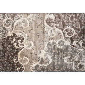 Wisps on Brown Sonoma 7005 5x8 Rug