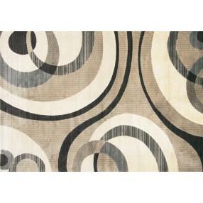 Coffee Swirl Sonoma 7006 5x8 Rug