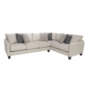 Stockholm Gel Seating Right-Facing Small Sectional