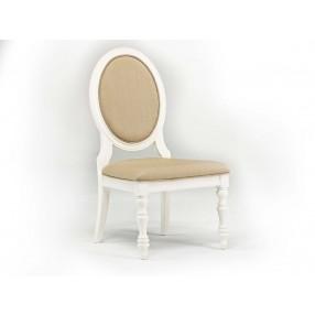 Sweetheart Vanity Chair in White