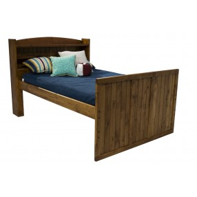 Young Pioneer Bunk Bed In Natural Full Mor Furniture