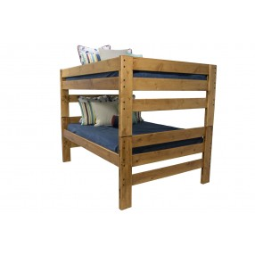 Young Pioneer Full/Full Bunk Bed