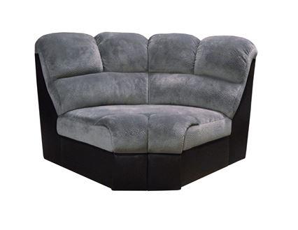 Pleasant Fountain Wedge In Gray Mor Furniture Creativecarmelina Interior Chair Design Creativecarmelinacom