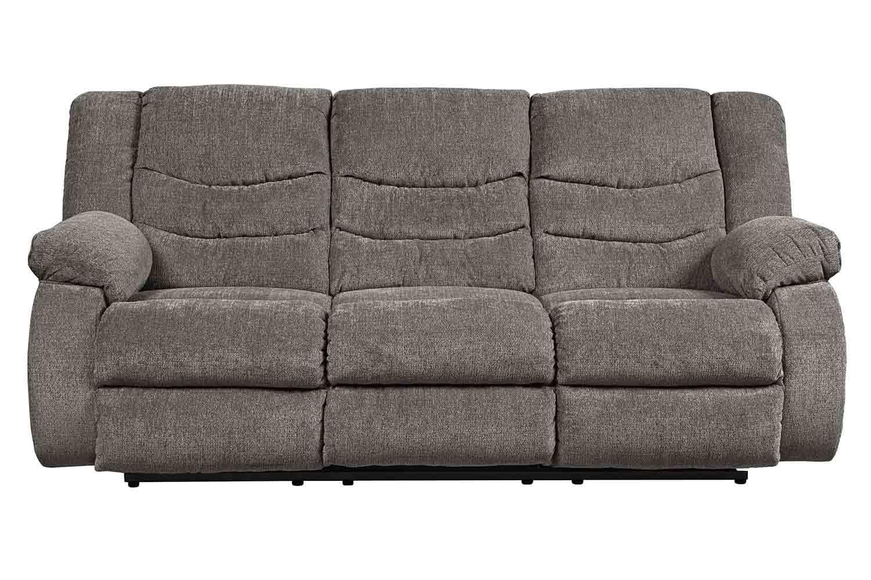 386324068 Tulen Reclining Sofa In Slate